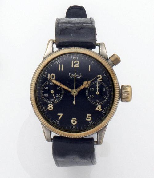 Vintage Hanhart watch - 1938