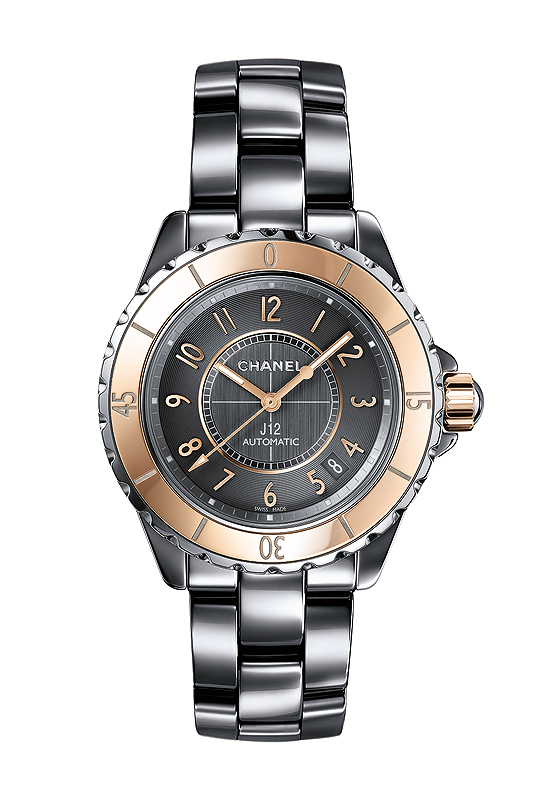 Chanel J12 Chromatic Beige Gold