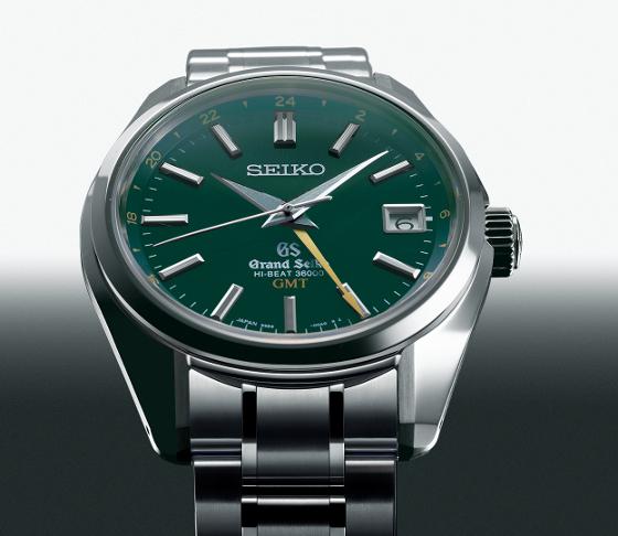 Grand Seiko Hi-beat 36,000 GMT Limited Edition