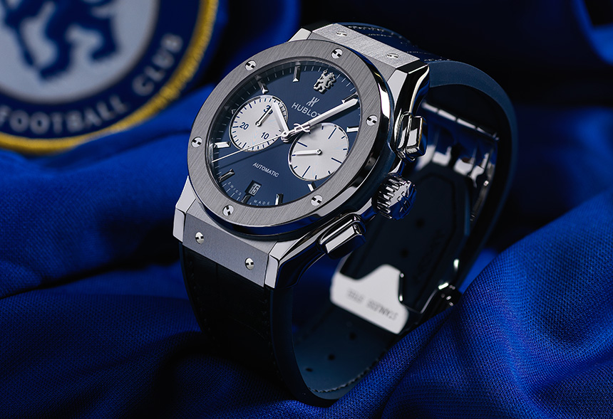 Hublot Classic Fusion Chronograph Chelsea FC Watch Watch Releases