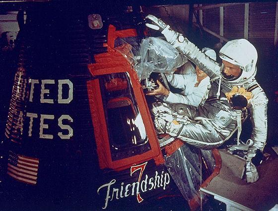 Heuer first Swiss watch in space