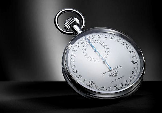 TAG Heuer original Mikrograph stopwatch