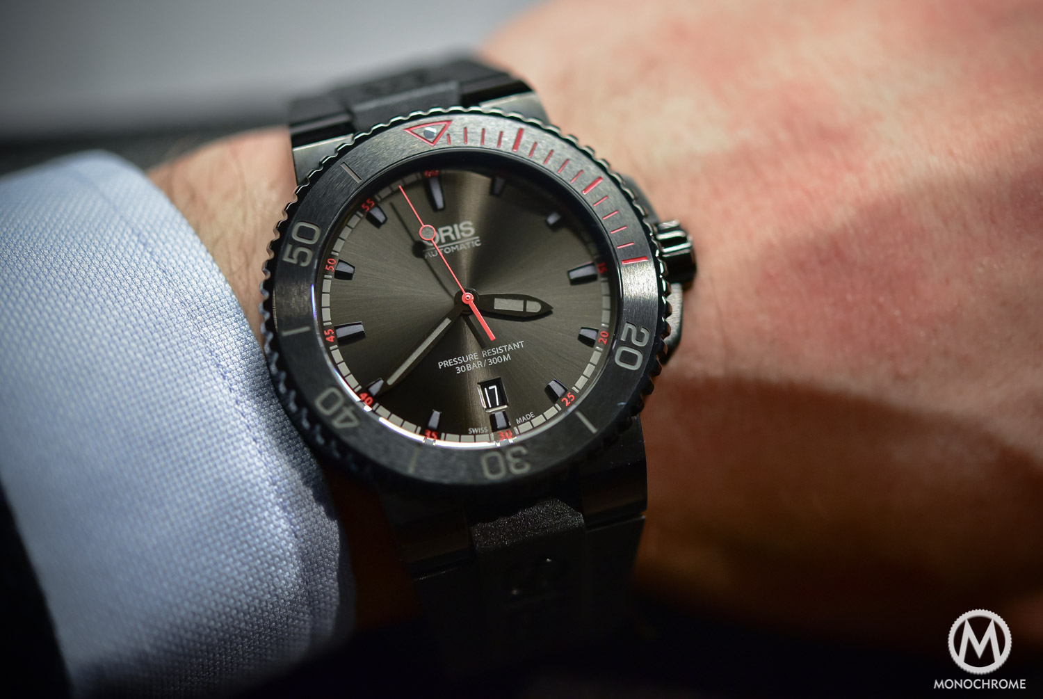 Introducing The El Hierro Limited Edition From Oris
