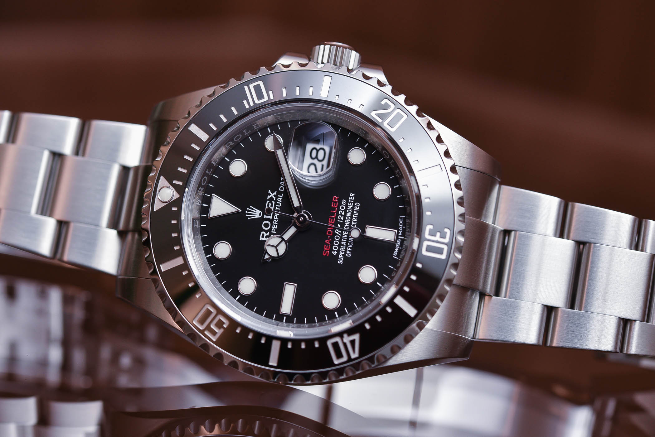 Rolex Sea Dweller 43mm