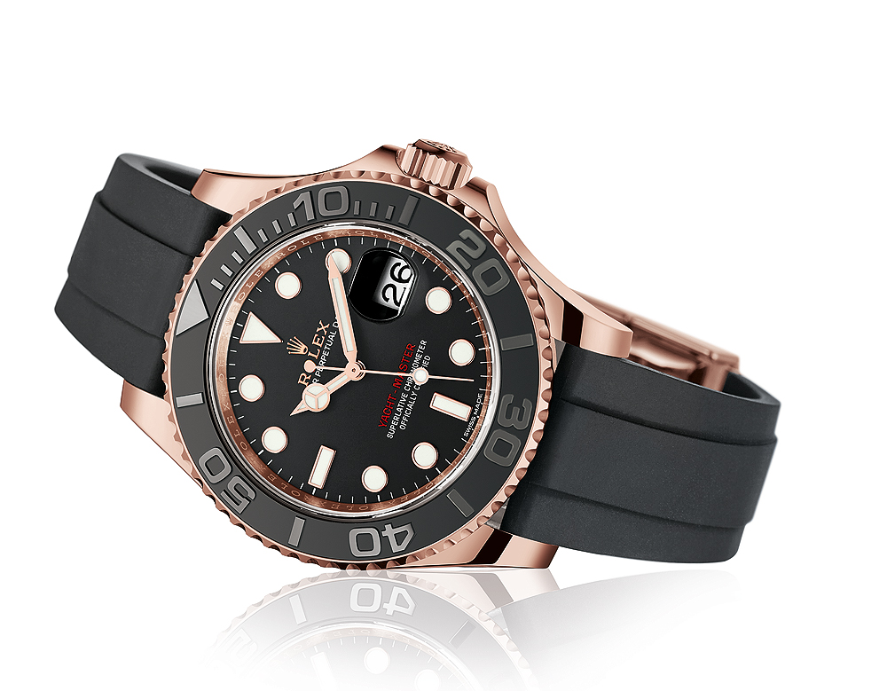 Swanky Sailor: Reviewing the Rolex Oyster Perpetual Yacht ...