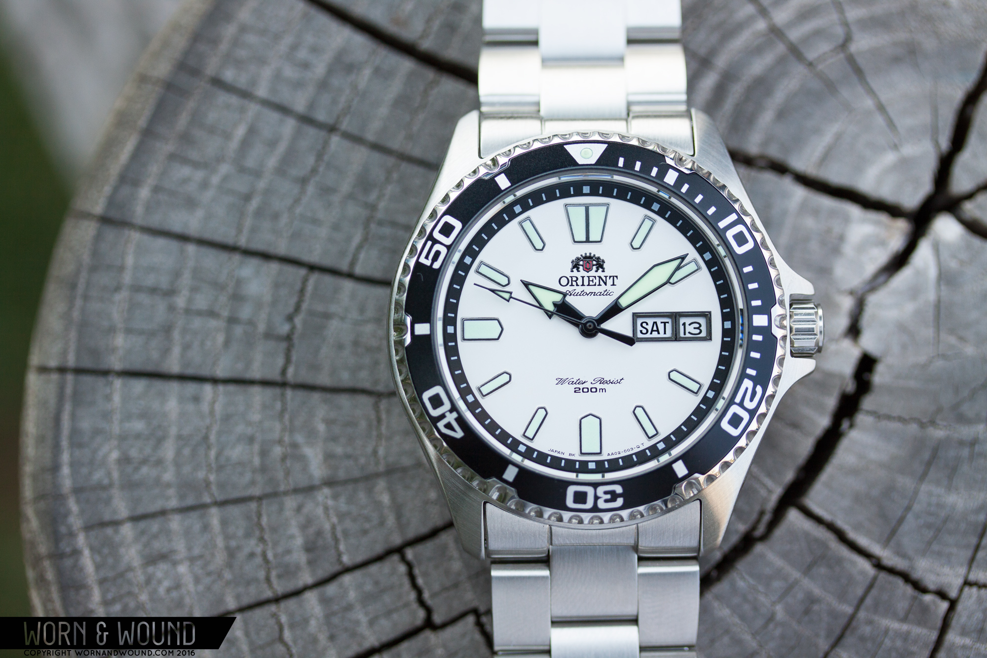 Orient Mako 2 Automatic Diver Watch Review