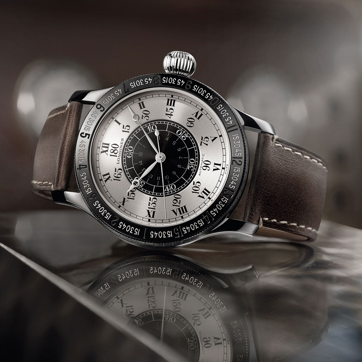 how to fix a longines watch