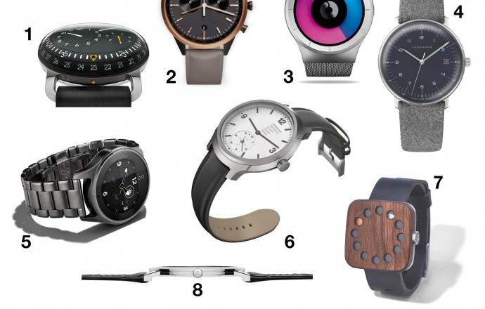 9 different Timepieces types of watches in 2015