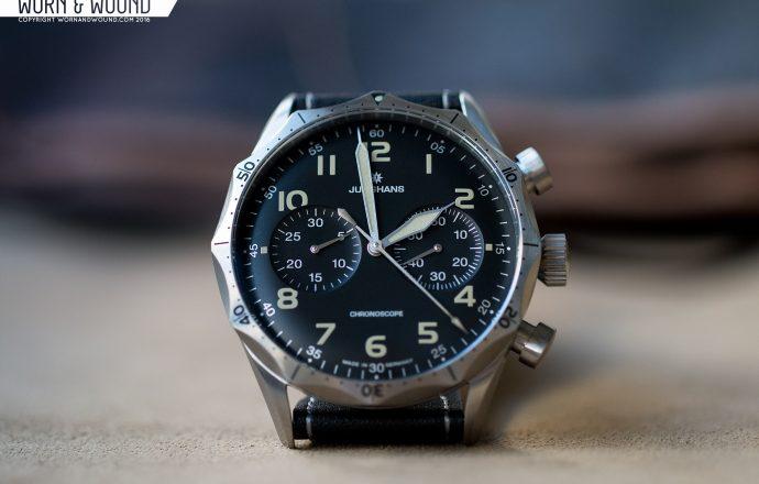JUNGHANS MEISTER PILOT watch