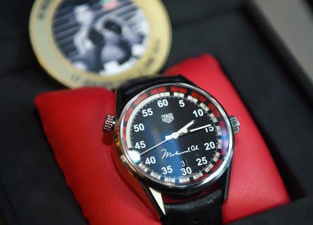 TAG Heuer Carrera Ring Master watch