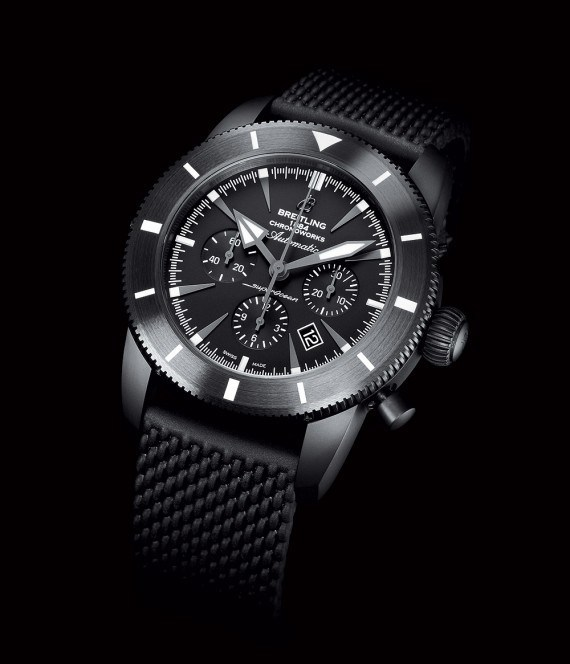 Breitling Superocean Heritage Chronoworks - front