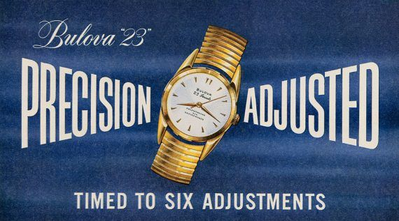 Bulova 23 advertisement