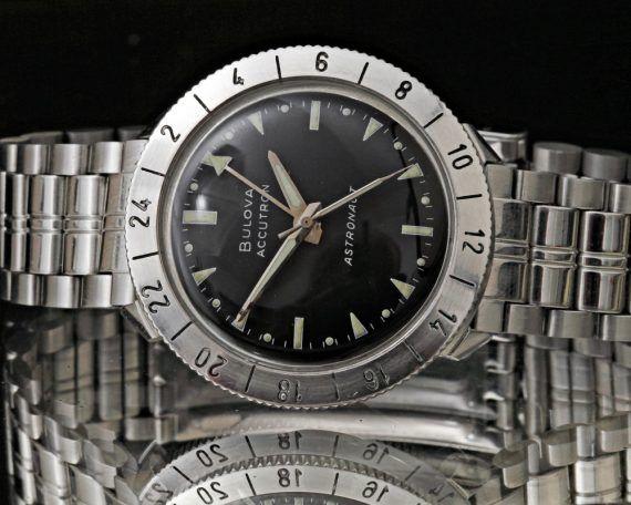 Bulova Astronaut watch