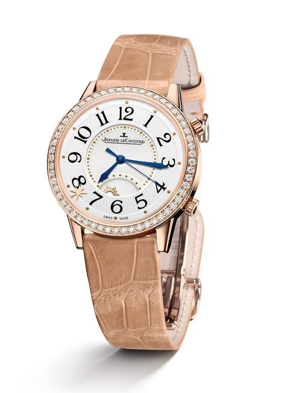 Jaeger-LeCoultre Rendez-Vous Sonatina Large in Rose Gold