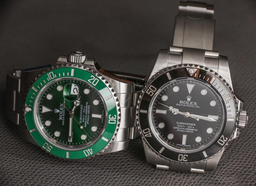 Rolex Submariner 116610LV Watch