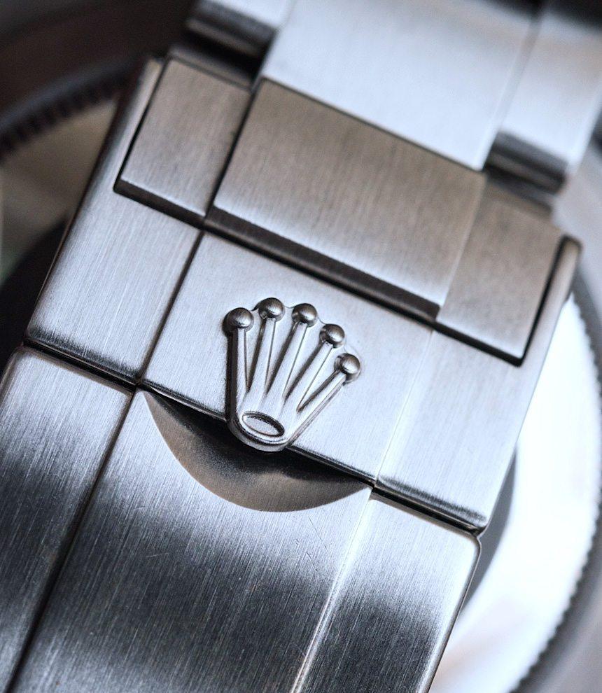 Rolex Submariner 116610LV watch strap