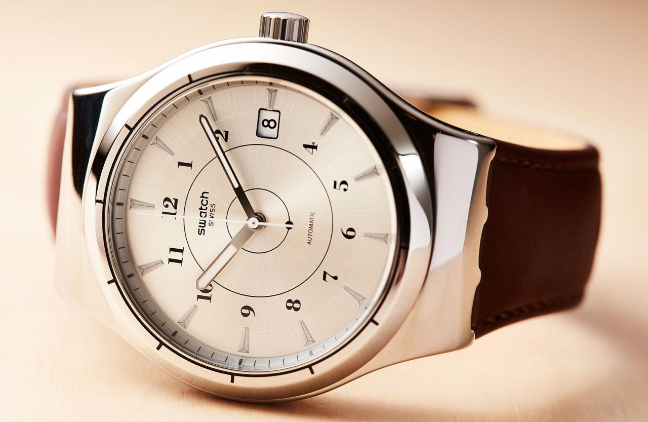Introducing The Swatch Sistem51 Irony Watch