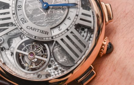 Cartier Rotonde De Cartier Earth And Moon Watch