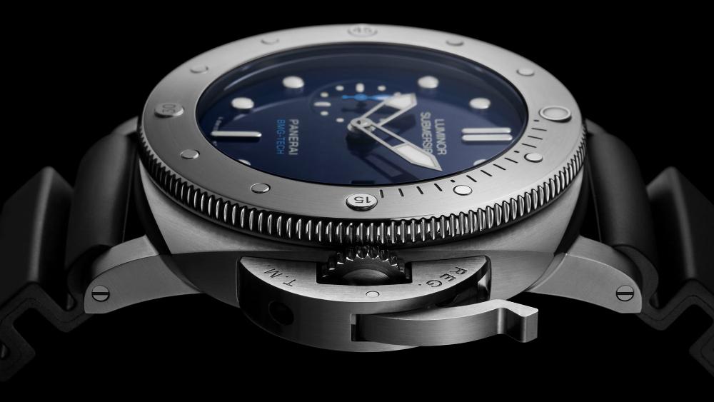 Panerai Luminor Submersible 1950 BMG-TECH 3 Days Automatic PAM 692 Watch