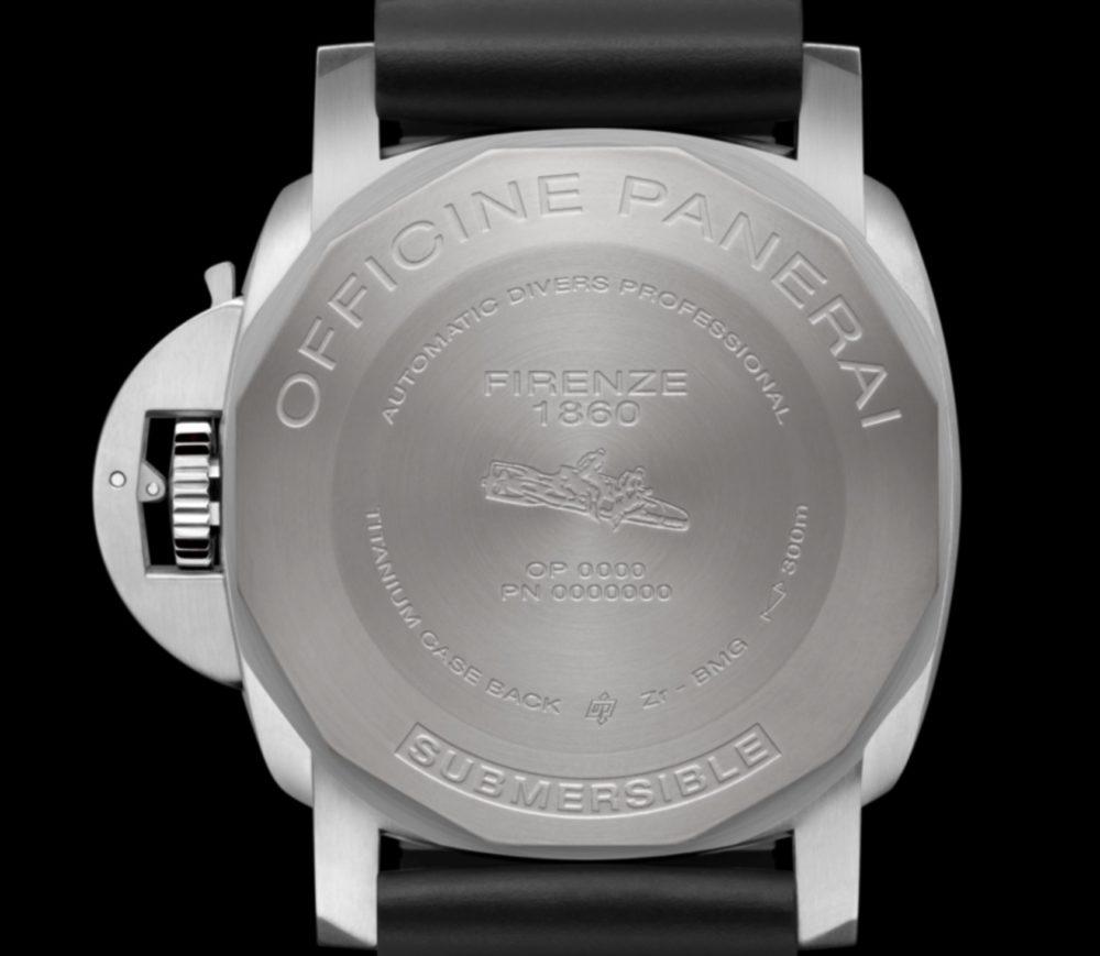 Panerai Luminor Submersible 1950 BMG-TECH 3 Days Automatic PAM 692 watch case