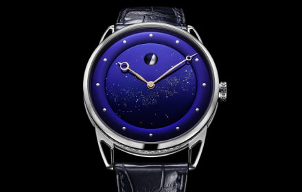 DB25L Milky Way, De Bethune