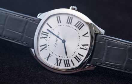 the Drive de Cartier Extra Flat
