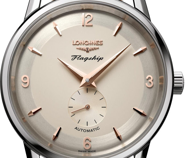 Longines Flagship Heritage 60th
