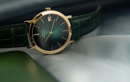 60th anniversary Altiplano in green