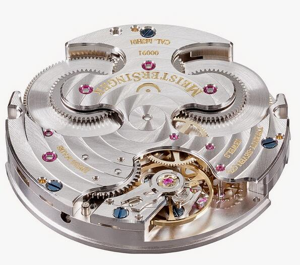 """Introduce to The MeisterSinger """"Peter Henlein"""" Limited ..."""