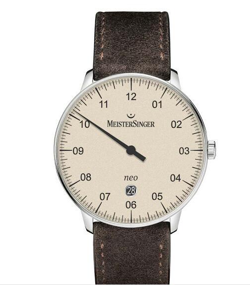 Neo Plus off-white dial