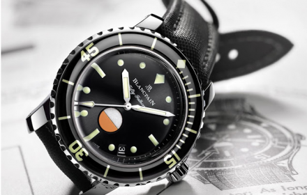 New Blancpain Tribute to Fifty Fathoms MIL-SPEC