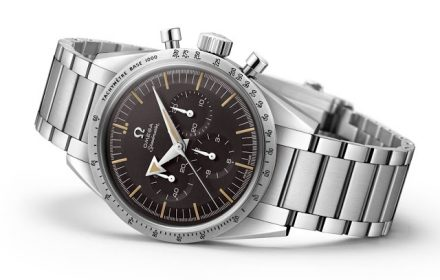 The Speedmaster 60th Anniversary Limited Edition 38.6 mm (ref. 311.10.39.30.01.001)