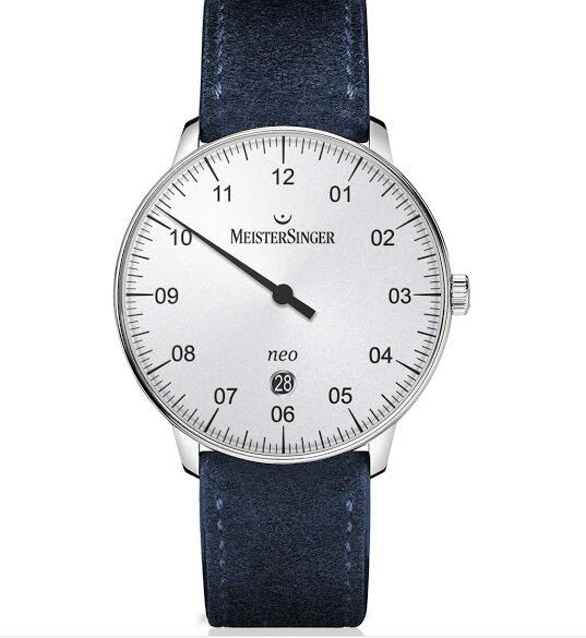 neo plus white dial