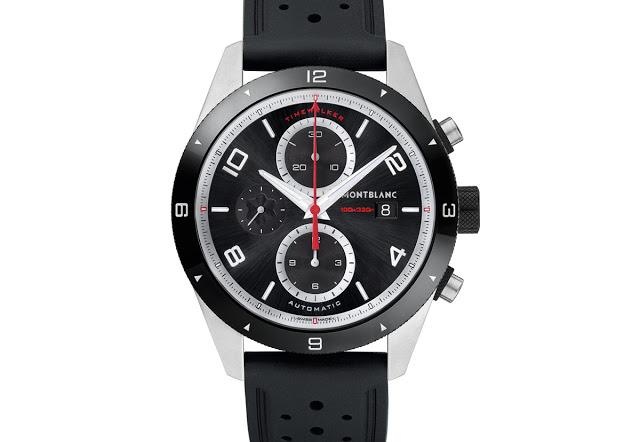 new Montblanc TimeWalker Chronograph Automatic
