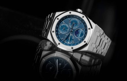 New Audemars Piguet Royal Oak Perpetual Calendar Watch 2015