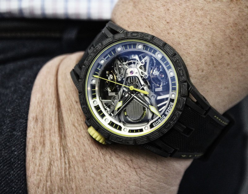 Roger Dubuis AventadorS