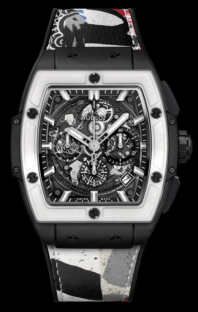 Hublot Spirit Of Big Bang & Classic Fusion Chronograph Watches Collaboration With Street Artists Watch Releases
