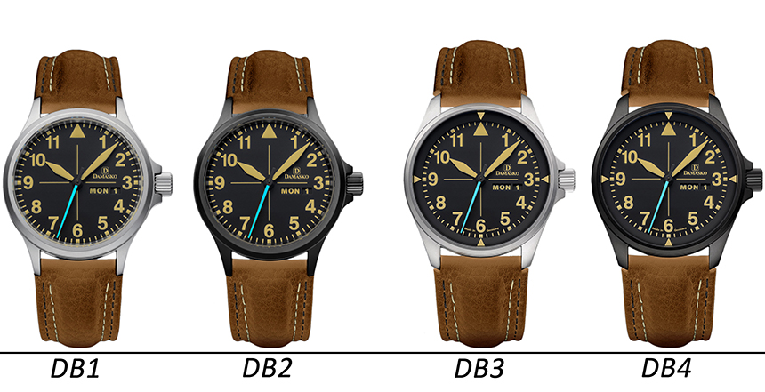 WATCH GIVEAWAY: Damasko Timeless DB1 Limited Edition Giveaways