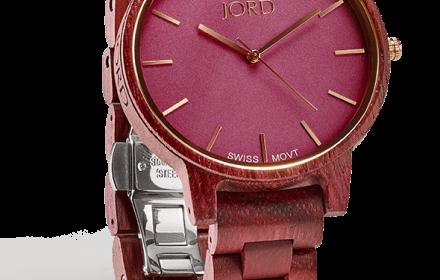 Wood Wrist Watch