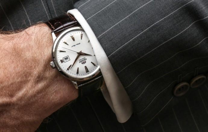Top 10 Men's Dress Watches Review - The Best Swiss Watch Fix ...
