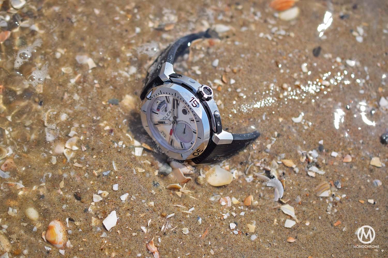 Clerc  dive watch