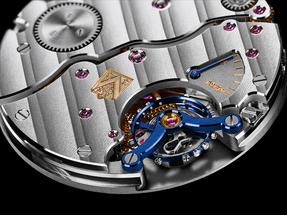 H. Moser & Cie. Venturer Small Seconds XL Paramagnetic Watch Debuts New Paramagnetic Hairspring Watch movement