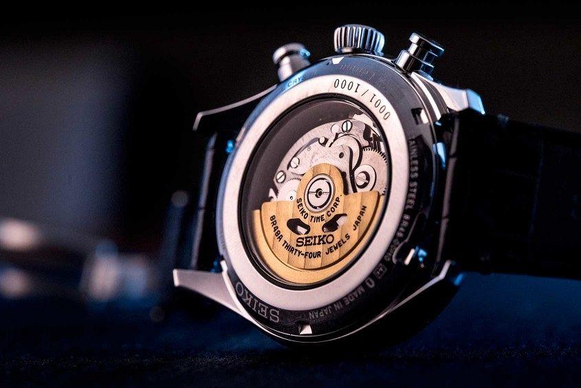 Seiko Presage Vintage-inspired Chronograph