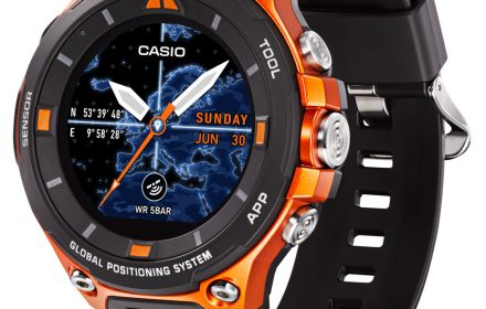 Casio Pro Trek Smart WSD-F20 GPS Watch Watch Releases
