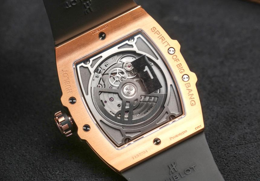 Hublot Spirit Of Big Bang Moonphase Watch movement