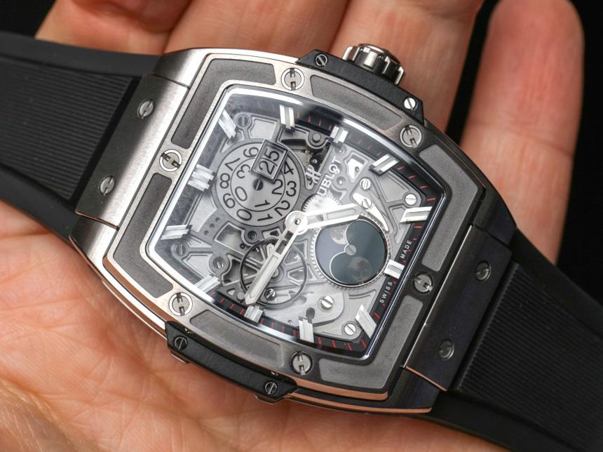 Hublot Spirit Of Big Bang Moonphase Watch Hands-On Hands-On