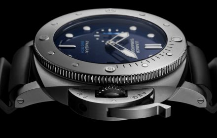 Panerai Luminor Submersible 1950 BMG-TECH 3 Days Automatic PAM 692 Watch