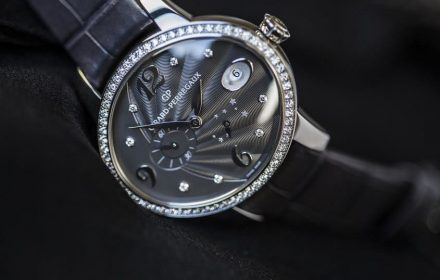Girard-Perregaux Cat's Eye Power Reserve