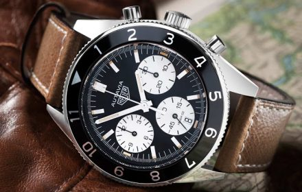 new TAG Heuer Autavia