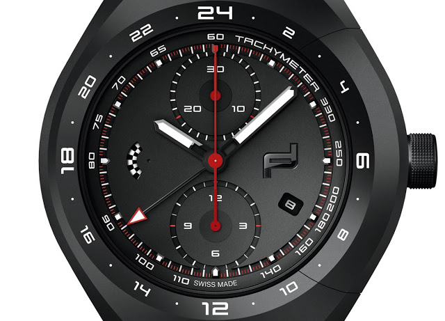 Porsche Design Monobloc Actuator All Black